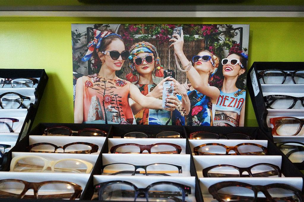 Happy ladies with Perfect Piece sunglasses