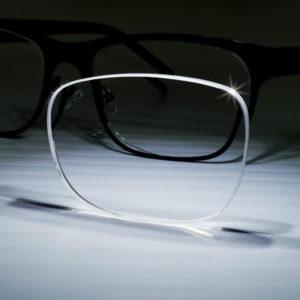 High Index Progressive Lens