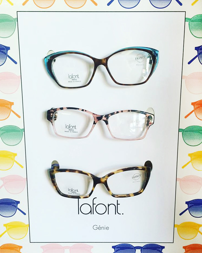 b7afccc0aef ... Perfect Piece Optical since the very beginning. Pictured here is just a  snippet of the wide selection of Lafont frame styles we carry.