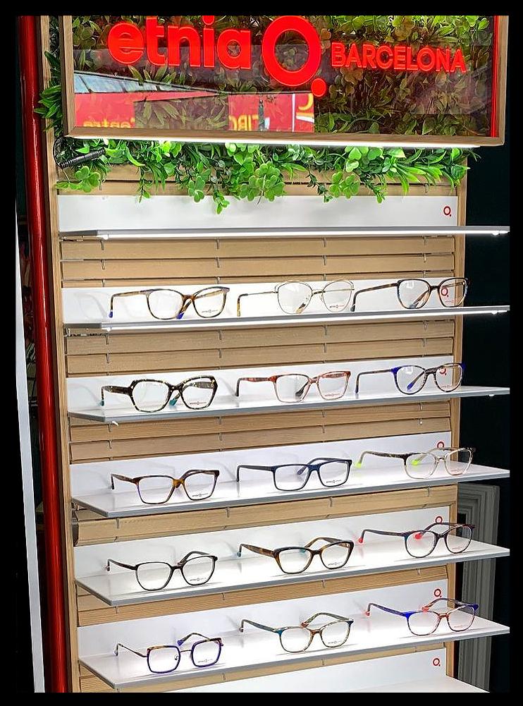 Etnia Barcelona frame collection at Perfect Piece Optical