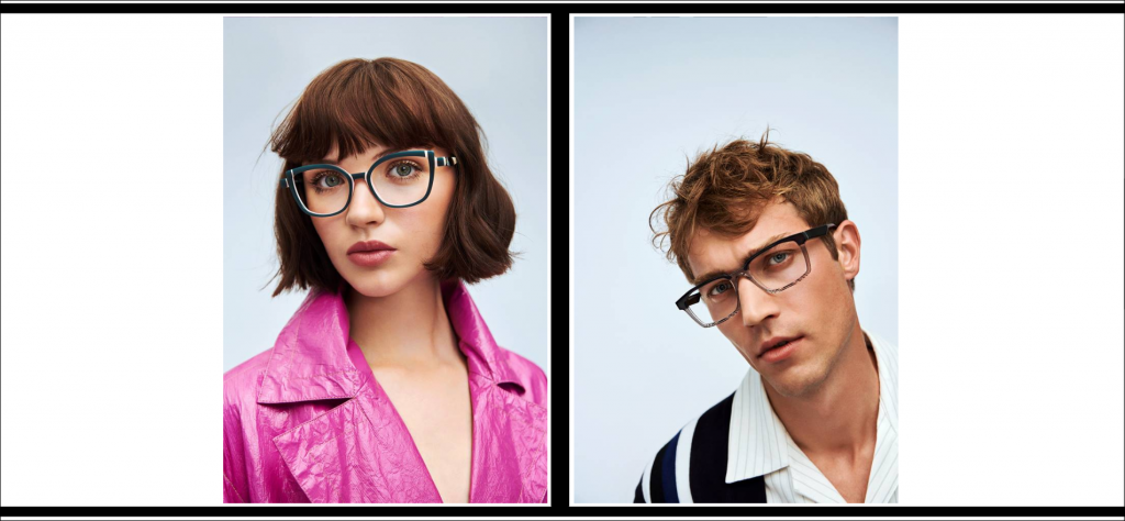 Face a Face designer frames from Perfect Piece Optical