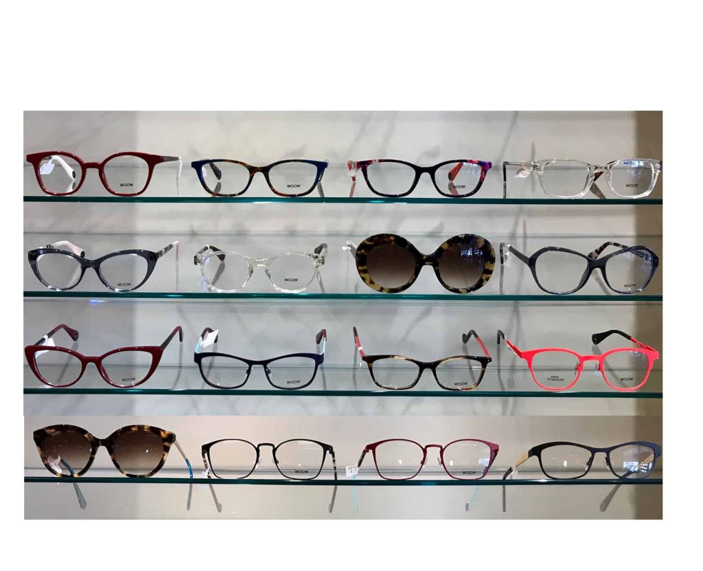 Woow Eyewear and Sunglasses at Perfect Piece Optical